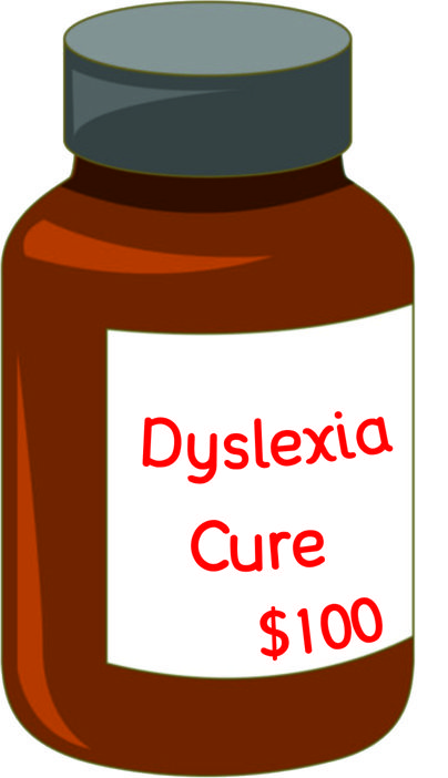Still Curing Dyslexia