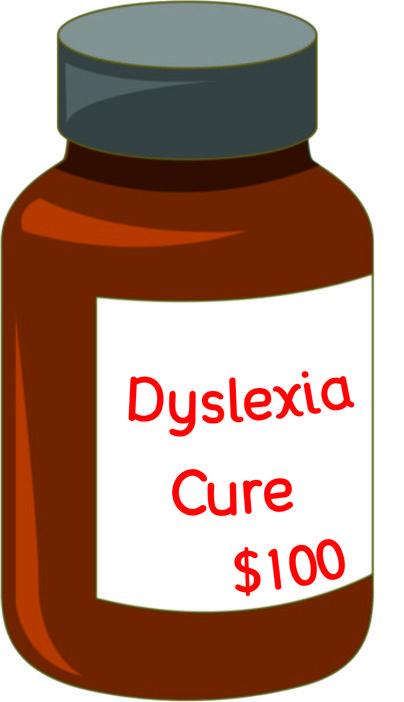 Dyslexia Cure $$